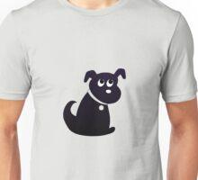 Tame your Black Dog Unisex T-Shirt