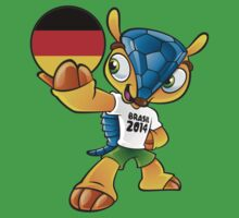 World cup mascot love germany by miky90