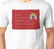 Bullet Angel  Unisex T-Shirt