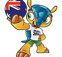 World cup mascot love australia by miky90