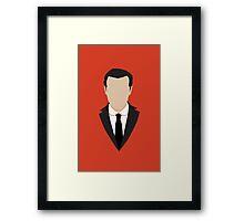 3 Jim Moriarty Framed Print