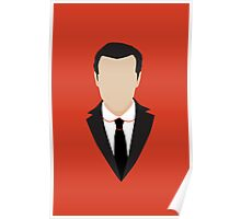 3 Jim Moriarty Poster