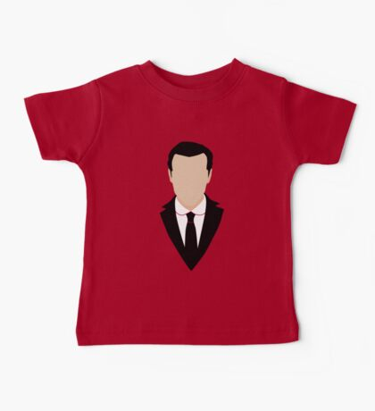 3 Jim Moriarty Baby Tee
