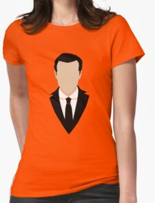 3 Jim Moriarty Womens Fitted T-Shirt