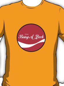 Enjoy Being a Dork T-Shirt