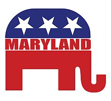 Maryland Republican Elephant by Republican