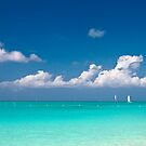 Grace Bay in Turks & Caicos by Ellen McKnight