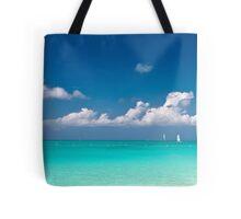 Grace Bay in Turks & Caicos Tote Bag