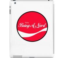 Enjyo Being a Nerd iPad Case/Skin