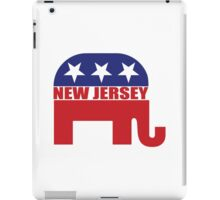 New Jersey Republican Elephant iPad Case/Skin