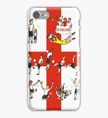 World Cup ENGLAND 2014 iPhone Case/Skin