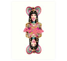 Katy Perry Art Print