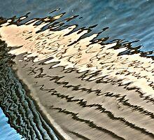 Boat reflection by Ovation66