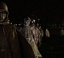 Korean Memorial by texpatstarling
