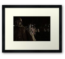 Korean Memorial Framed Print