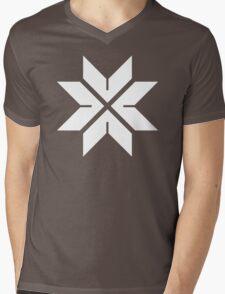 The Crystal - UpNorth Recordings  - White -  2013 Mens V-Neck T-Shirt