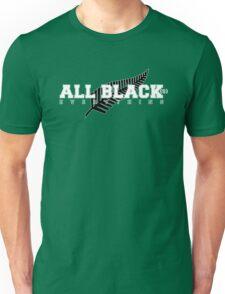 All Black(s) Everything (Wht) Unisex T-Shirt
