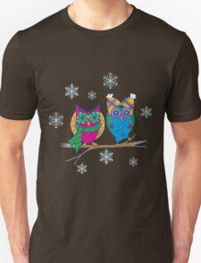 Winter Owls T-Shirt