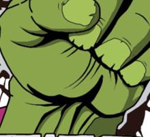 Hulk (Always Angry) Sticker