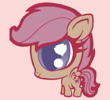 Weeny My Little Pony- Scootaloo Kids Clothes