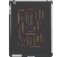 Bunch of Blades iPad Case/Skin