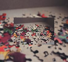 Puzzle Pieces by eloquence1