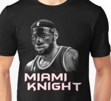 MIAMI KNIGHT Unisex T-Shirt