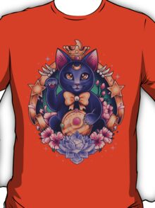 Maneki Luna - Sticker version T-Shirt