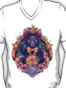 Maneki Luna - Sticker version T-Shirt