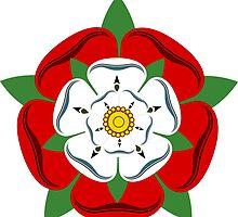 The Tudor Rose by PattyG4Life