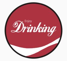 Enjoy Drinking by ColaBoy