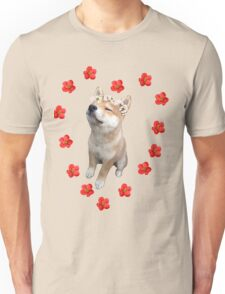 Inu love Unisex T-Shirt