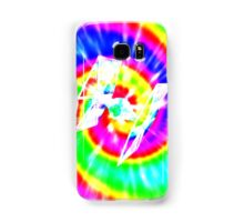 Tie Dye Tie Fighter - white Samsung Galaxy Case/Skin