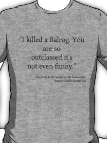The Reincarnated Speaketh T-Shirt