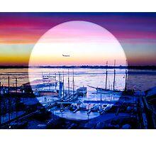 Harbourfront Toronto  Photographic Print