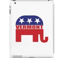 Vermont Republican Elephant iPad Case/Skin