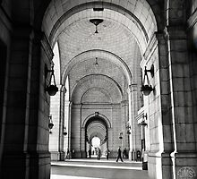 Union Station - Washington - 1975 by steeber