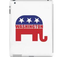 Washington Republican Elephant iPad Case/Skin