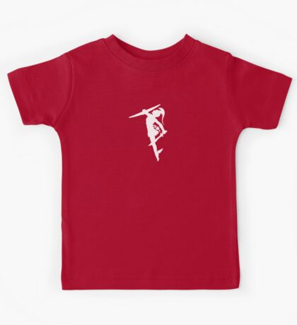 Perseus (white on color) Kids Clothes