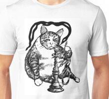 Real Cat love Hookah Unisex T-Shirt