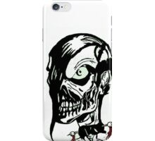 Misfits Skull Artwork iPhone Case/Skin