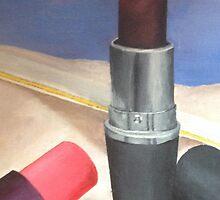 Lip Stick by Samantha Dayhin