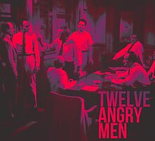 Twelve Angry Men by Govinda