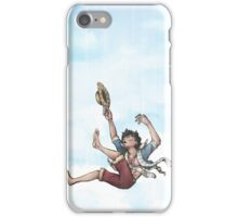 Falling (Light) iPhone Case/Skin