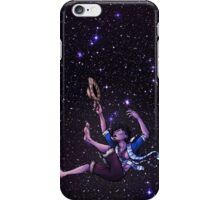 Falling (Dark) iPhone Case/Skin