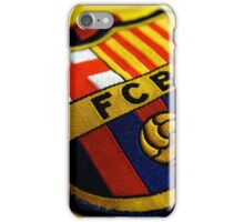 F.C.Barcelona iPhone Case/Skin