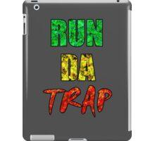 RUN DA TRAP RASTA iPad Case/Skin