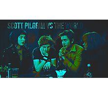 Scott Pilgrim vs the World Photographic Print