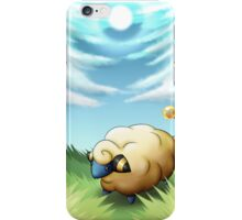 Mareep  iPhone Case/Skin