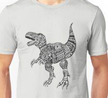 T REX AZTEC  Unisex T-Shirt